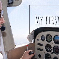 My own experience #04: My first flight