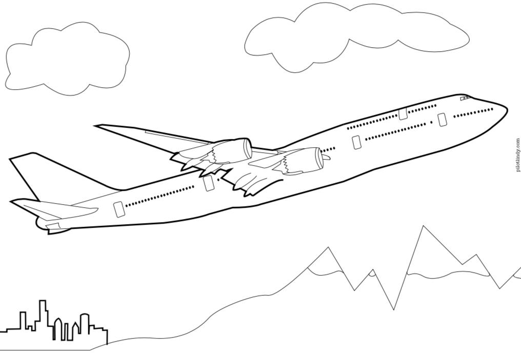 747coloringpage