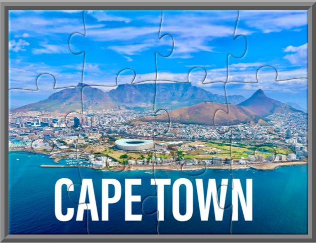 Cape Town puzzle