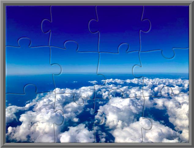 Clouds Puzzle