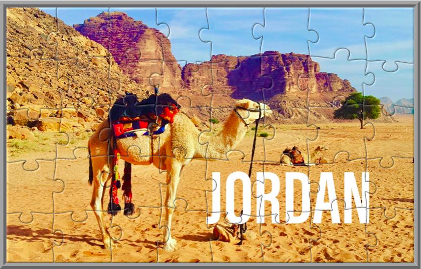 Jordan Puzzle 1