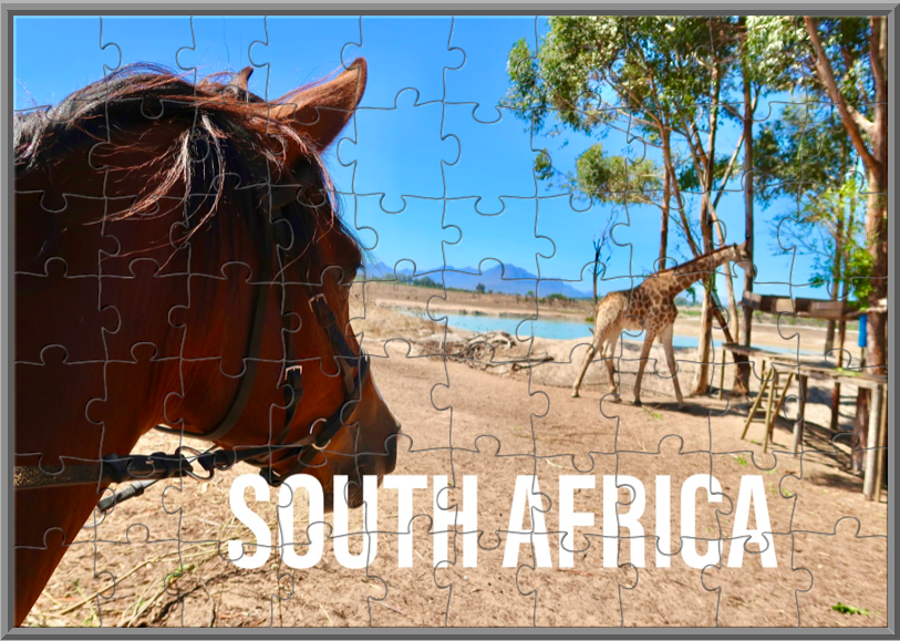 South Africa Puzzle