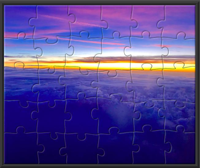 Sunrise Puzzle