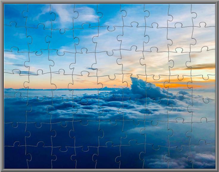 Sunset Puzzle