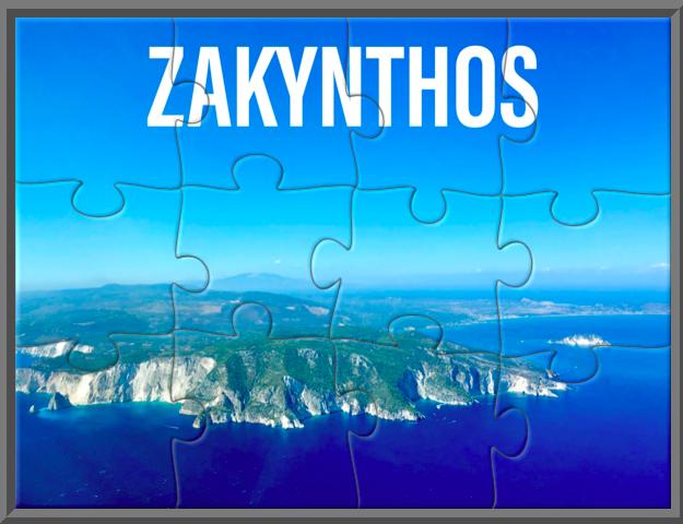 Zakynthos puzzle